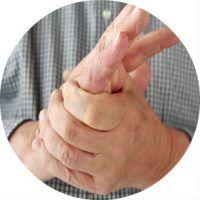 Prudké bolesti kĺbov