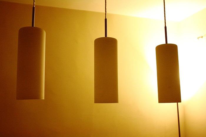 Netradičné svietidlá