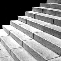 Betonove schody salovanie má svoje zásady